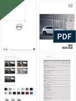 Catalogo Novo Volvo XC60 A3 Bx6