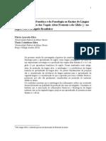 Contribuições da Fonética e da Fonologia ao Ensino de Língua Estrangeira