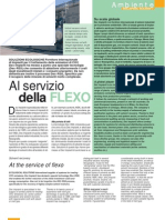 Solvent recovery (activated carbon, nitrogen regeneration) for the Flexographic Printers (DEC IMPIANTI) - ItaliaImballaggio - Converting