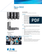 EATON Pulsar Series Ellipse Max Mar2012
