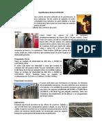 Especificaciones Del Acero ASTM A31