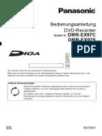 Panasonic DMR-EX97 (de)