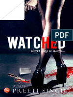 Watched Don't Say a Word by Preeti Singh