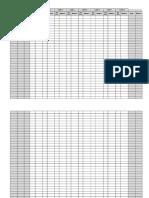 Tabela Modelo
