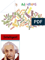 PPt Adjectives for describing personalities. Useful vocabulary, level