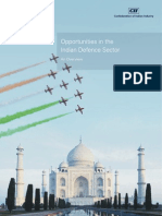 Opportunities in the Indian Defence Sector