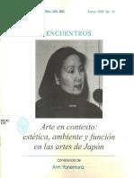 funcion de las artes en japón.pdf