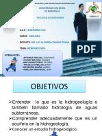 Expo Hidrogeologia
