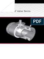 Glossary of Valves