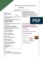 KingCast Bozgoz v. Rumbaugh, Zurich Insurance Et al RICO Lawsuit Washington Western 3:17-CV-05832.