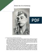 Kolonel Alex Evert Kawilarang