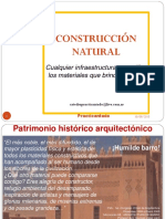 2015 07 01 Construcción Natural - Clase