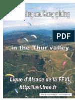 Paragliding Valley Thur