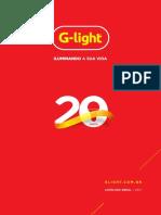 2017 Catalogo Geral GLIGHT