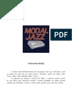 Harmonia Modal. (modal jazz)