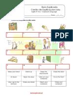 0.4 Ficha de Trabalho Classroom Language 1