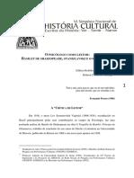 LA TRAGEDIA de HAMLET Y VIGOSTKY. Edlucia Robelia Oliveira de Barros & Robson Correa de Camargo