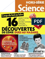 CA M-Interesse HS Science - Octobre-Novembre