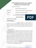 No Cabe Suspensión Del Plazo Prescriptorio Por Acusacion Directa