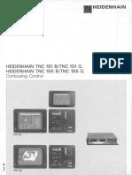 Heidenhain TNC 151 BQ PLC Description