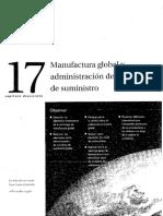 Capitulo 17 Manufactura Global y Administracion de La Cadena de Suministro 288456