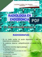 Radiología en Endodoncia