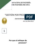 7. Gestión Por Procesos