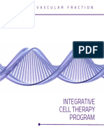 Integrative Cell Therapy Program EBrochure