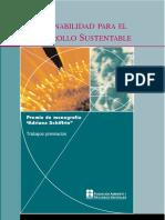 Gobernabilidad para el desarrollo sustentable