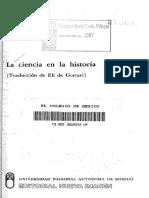 Tema 1 - Bernal, John D. (1979) - pp.61-67 y pp.136-152