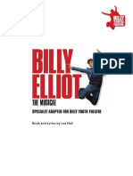 Billy Elliot (Youth) Libretto