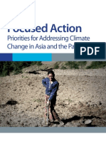 Climate Change Priorities-ADB
