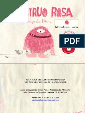 352159904 Monstruo Rosa Olga De Dios Pdf