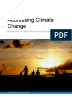 Addressing Climate Change-IUCN