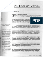 La Revolución Mexicana - Qué nos dejó.pdf