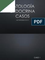 Casos de Patología Endocrina