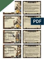 Slavers Cards