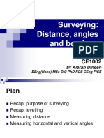 CE1002_L3_Surveying_distance Angles and Bearings 2