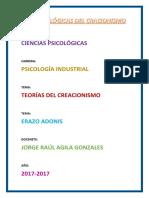 Bases Biológicas Del Cracionismo