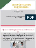 Diagnósticos de Enfermería Pes
