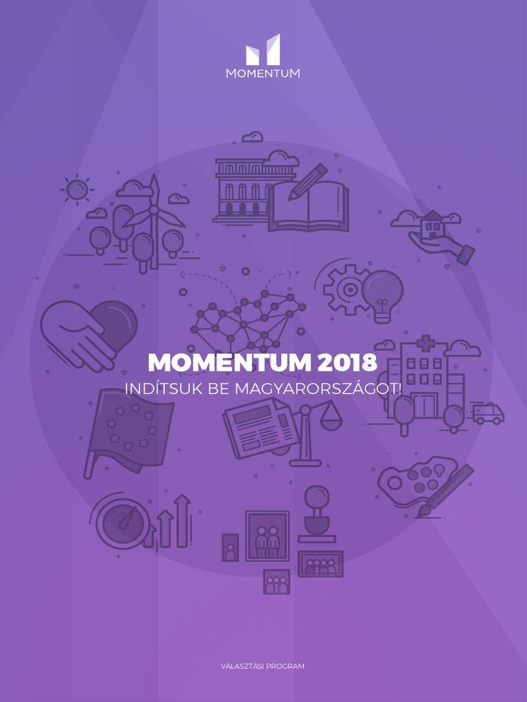 Momentum Program 2018 0ebb79ff79