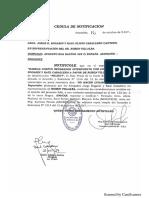 Acuerdo y Sentencia 1314, rechazo del Habeas Corpus Reparador