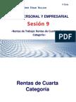 Sesión 9 Impuesto a La Renta UCV