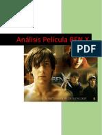 Análisis Película BEN X 2