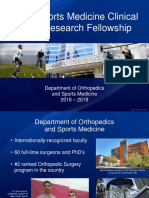 Fellowship Brochure