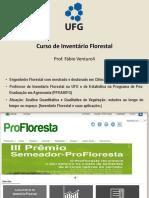 Vi Curso de if São Luis Maranhão