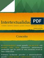 Intertextualidade, 9º Ano