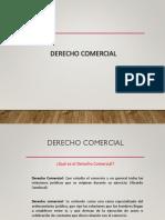Derecho Comercial Unidad 1