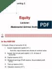 Equity Short