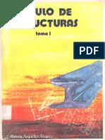 Cálculo de Estructura - Tomo 1 (Ramón Argüelles)